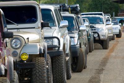 Der Cayenne ist nicht nur ein SUV, sondern ein vollwertiger Geländewagen.