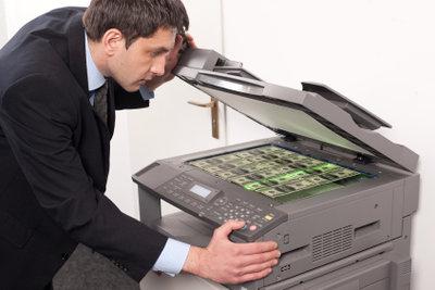 Die Drucker- und Scannertreiber für den Samsung SCX-4200 auf den neusten Stand bringen