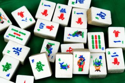 Spielen Sie Mahjong online.