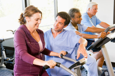 Das Berufsfeld der Physiotherapie ist vielfältig und anspruchsvoll.