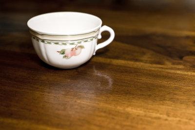 Tee ist generell gesund.