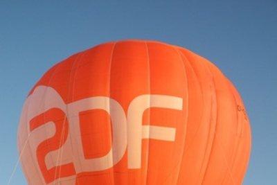 Das ZDF ist auch dabei.