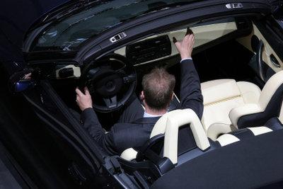Fahrspaß mit einem Cabrio
