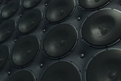 Daten von Lautsprecherboxen