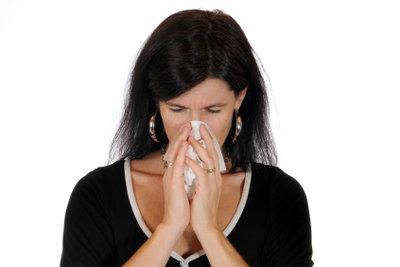 Grippale Infekte begünstigen Herpesbläschen.