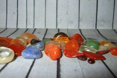 Einige Edelsteine haben für Esoteriker großen Wert.