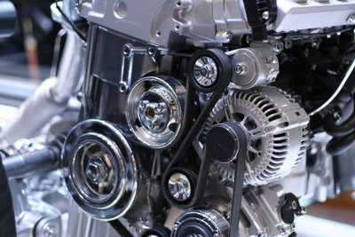 Ein Motorenwechsel ist eine komplexe Angelegenheit.