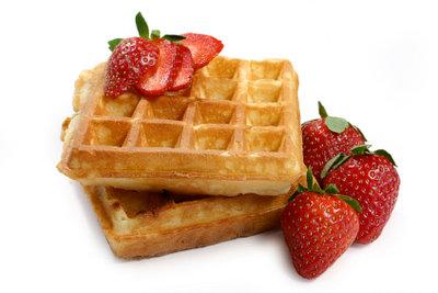 Waffeln - ein beliebtes Frühstück am Sonntagmorgen