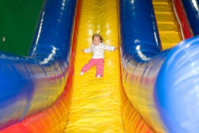 Indoorspielplätze für Kinder gibt es bereits viele.