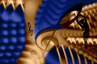 Musik entführt in eine goldene Vergangenheit.