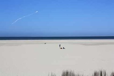 Einen besonders langen Strand gibt es auf Texel.