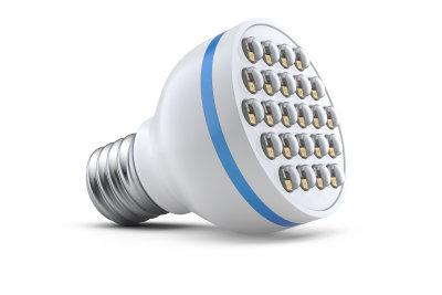 LED-Leuchtmittel sollen Strom sparen.