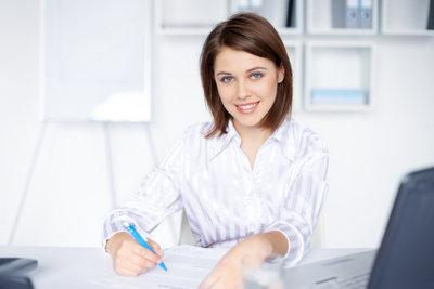 Mit der richtigen Vorbereitung ist es einfach, ein Porträt zu schreiben.