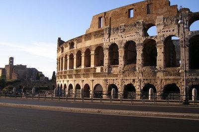 Rom hat eine lange Geschichte.
