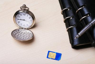 Die Online-Registrierung schaltet Ihre Prepaid-Karte frei.