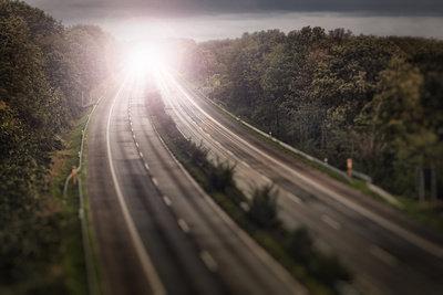Sie müssen die Routenplanung ohne Autobahnen ausführen.
