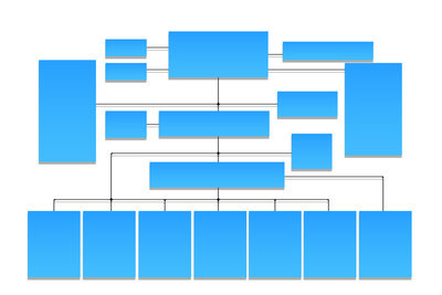 SAP-Module sind miteinander vernetzt.
