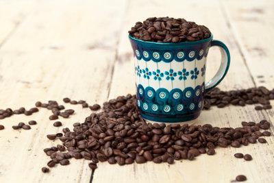 Die Impressa E60 macht frischen Kaffee.