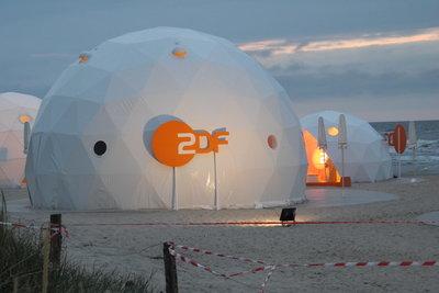ZDF läuft über DVB-S.