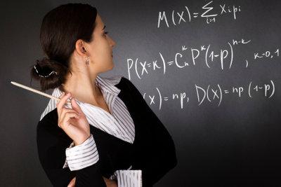 Die Mathematik ist axiomatisch aufgebaut.