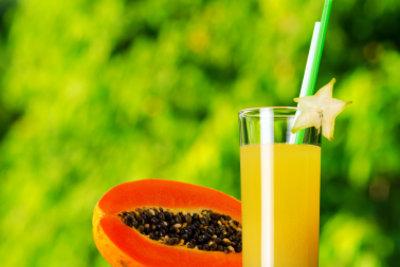 Papaya ist die pure Exotik.
