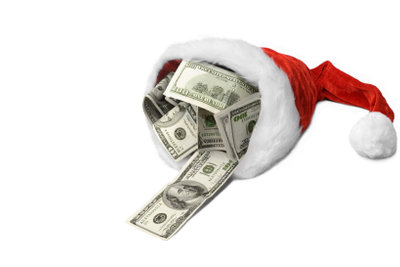 Im öffentlichen Dienst gibt es Weihnachtsgeld.