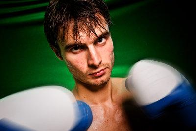 Boxer benötigen eine ausgewogene Ernährung.