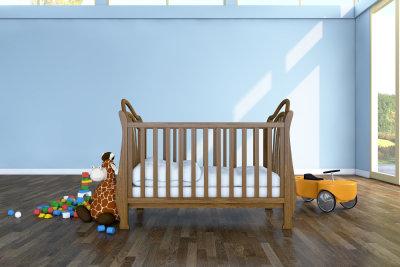 Hauchen Sie dem Kinderzimmer Leben ein.
