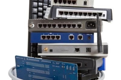 802.11bg Router sind schnell genug für das normale Surfen im Internet.