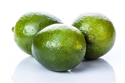 Limetten sind die kälteempfindlichsten Zitrusfrüchte.