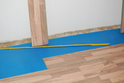Fußbodenheizungen müssen richtig verlegt werden.
