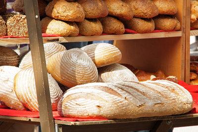 Als Bäckereiverkäuferin angestellt sein
