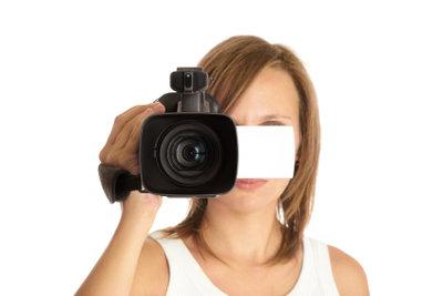 Eine Sony-Handycam wird mit einem Bildbearbeitungsprogramm ausgeliefert.