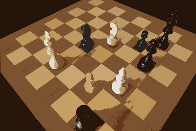 Spielen Sie kostenlos Schach am Computer.