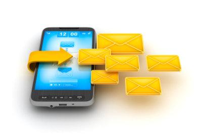 SMS lassen sich auch an Wegwerf-Handynummern versenden.
