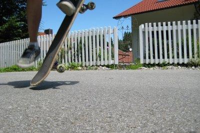 Welche Größe sollte mein Skateboard haben?