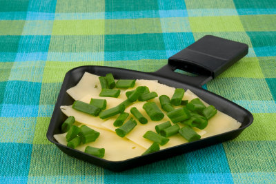 Raclette geht auch anders.
