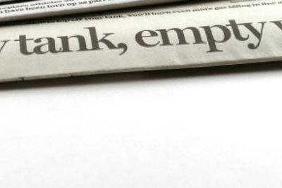 Die eigene Schlagzeile in die Zeitung bringen