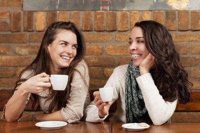 Gleichberechtigte Freundschaften bedeuten auch Arbeit.