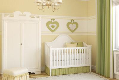 Die Erstausstattung für ein Baby ist oft kostspielig.