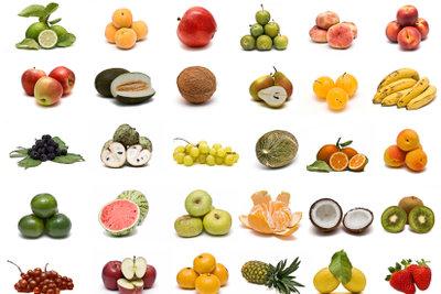 Bauchschmerzen durch Obst.