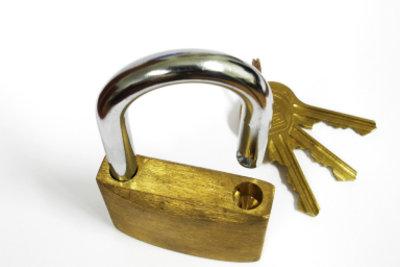 Versichern Sie den Verlust des Schlüssel gesondert.