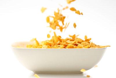 Cornflakes können Sie beim kontinentalen Frühstück nicht erwarten.