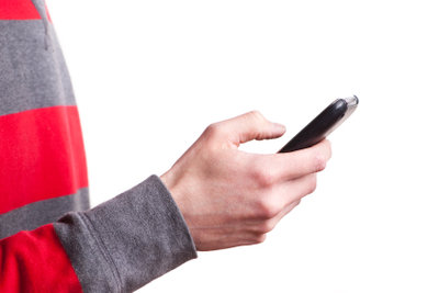 Ein Samsung Handy bleibt bei Samsung.