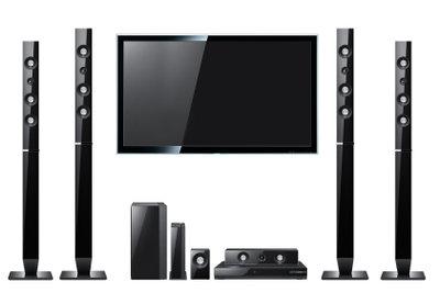 Nahezu jede Stereoanlage hat heutzutage eine Docking-Station für MP3-Player.