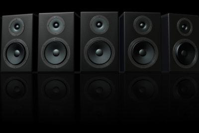Mit dem Lautsprechersymbol lässt sich schnell die Lautstärke regeln.