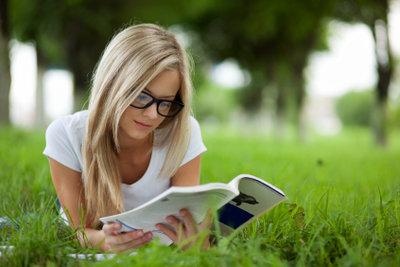 Lesen kann auch Spaß machen!