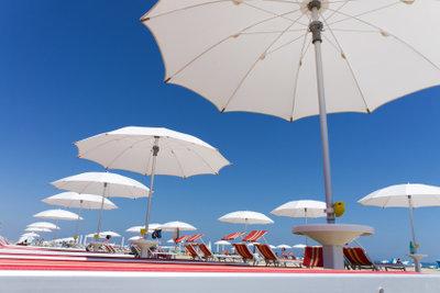Rimini: Beliebter Urlaubs- und Partyort.