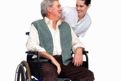 In der Rehabilitation ist Ergotherapie oft notwendig.