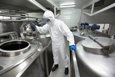 Das Tätigkeitsfeld eines Humanbiologen ist meist das Labor.
